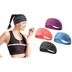 Sports Headband: Orange