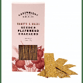 Cartwright and Butler - Tomato And Basil Seeded Flatbread Crackers