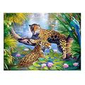 JIAORLEI 1000 Pieces Puzzle Jigsaw Puzzles For Puzzle Mini Smart Puzzle Panther For Kids Age12 And Up Challenge Puzzle For