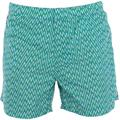 Swim Trunks - Blue - Missoni Beachwear