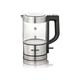 Severin WK3472 Wasserkocher, 1000 Watt 0.5 Liter, edelstahl / glas (Wasserkocher)