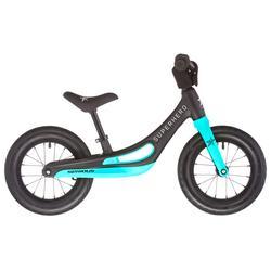 Serious Superhero PB Magnesium Balance Bike Kids black mat/ocean blue 2021 Balance Bikes