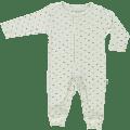 Poudre Organic - Almond Milk Airelle Off Season Pajamas - 1 month