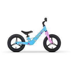 "TABOU Mini Run Magnesium Balance Bike 12"" Kids blue/pink/white 2021 Balance Bikes"