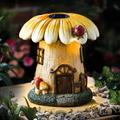 Solar Toadstool House by Coopers of Stortford