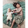 Play mat Newborn,Baby Play mats for Floor,Baby Play mats,Baby mat,Baby Play Mat Green Leaf Climbing Carpet Infant Crawling Blanket Love Mat Rug Toys Mat Children Room Decor Photo Props