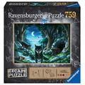 Ravensburger Escape Jigsaw Puzzle 759 Pieces Wolf Stories Adult 16434