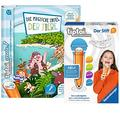 tiptoi Ravensburger Create Book The Magic Island of Animals 00801 Pen with Recording Function for Children from 6 Years