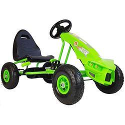 Gokart Transform Children's Vehicle Pedal Go-Kart Pedal Car Pneumatic Tyres Freewheel