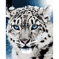 WAFJJ Jigsaw Puzzle leopard The Wooden Puzzle 1000 Pieces Jigsaw Puzzles Adult Children S Educational Toys Birthday size: 75*50 cm