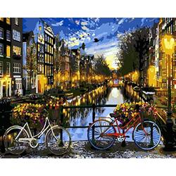 WAFJJ Jigsaw Puzzle river The Wooden Puzzle 1000 Pieces Jigsaw Puzzles Adult Children S Educational Toys Birthday size: 75*50 cm