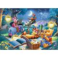 Pieces Puzzle 1000 Piece Puzzle Jigsaw Winnie The Pooh Landscape Mural For Kids Age12 And Up Family Play Team