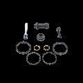 BOSCH Kit Revisione Pinze Freno FIAT,LANCIA,RENAULT 1 987 470 040 443698671,443698671B,535698671 Kit riparazione, Pinza freno 1002211,95VW2M077AA