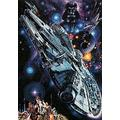 72TDFC - 1000 parts Adult Puzzle Wooden Puzzle - Star Wars Film - Parts Adult Puzzle Boys and Girls Puzzle Games Toy Poster Decoration