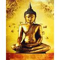 YXLY Jigsaw Puzzles For Adults Jigsaw Puzzle 1000 Piece Puzzle Sets For Family, Puzzles Educational Games, Brain Challenge Puzzle For Kids Childrens 75X50Cm-Shakyamuni Buddhism