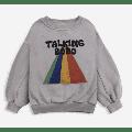 Bobo Choses - Talking Bobo Rainbow Sweatshirt - 2-3 Years