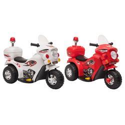 HomCom Toddler s Trike Ride-On: Red