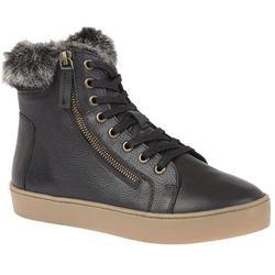 Siobhan Womens Casual Shoes - Black - Lotus Sneakers
