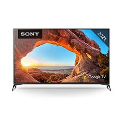 Sony BRAVIA 4K KD-43X89J - 43-inch - LED - 4K Ultra HD (UHD) - High Dynamic Range (HDR) - Google TV - (Black, 2021 model)