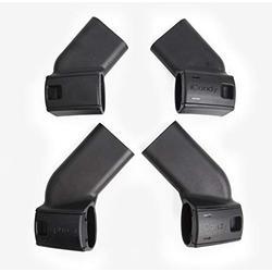 iCandy Peach Converter Adaptors, Black, 2 Count