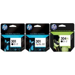 HP Standard Cartridge: HP 301 Black