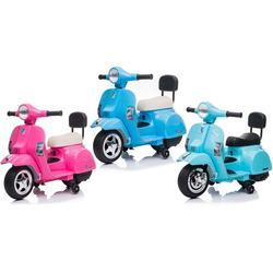 Kids Vespa PX150 Bike Ride-On Toy: Pink