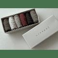 Monbebe - Victoria Sock Set Of 6 - Small (1-2y)