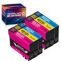 YINGCOLOR 603 ink cartridges for Epson 603 603xl Ink Cartridge for Epson Expression Home XP-2100 XP-4100 XP-2105 XP-4105 XP-3105 XP-3100, Workforce WF-2850DWF WF-2830DWF WF-2810DWF WF-2835WF, 6 Pack