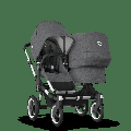 """""""Bugaboo Donkey 3 Duo carrycot and seat pushchair"""""""