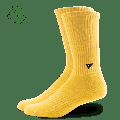 Arvin Goods - Long Crew Socks Plant Dyed Yellow - 38-42