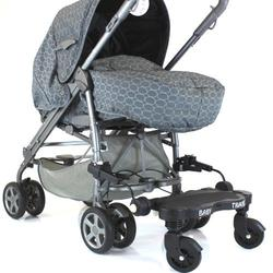 New Baby Travel Stroller PRAM Buggy Three Wheeler Board Kiddie KIDDY Board