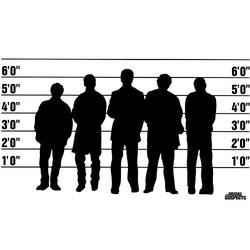 The Usual Suspects Movie Canvas Print Framed 30 x 20 Inch