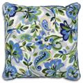 Anchor ALR04 Tapestry Kit: Cushion: Living: Paisley Floral in Blue, Multi, 40 x 40cm