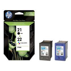 HP SD367AE#442 Ink Cartridge Black / Blue / Pink / Yellow