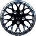 Set wheel covers Missouri 13-inch chrome/black