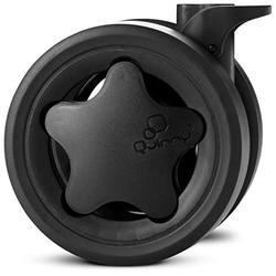 Quinny Zapp Set Black Wheels (Front 1x and 2X Rear/Back Wheels)