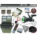 Beginners Starter Coarse Float Fishing Kit Set - 10ft Carbon Rod, Reel, Seat Box & Tackle