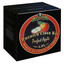 Bulldog Brews Perfect Apple Cider