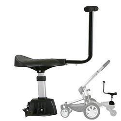 iSafe Saddle Seat for SegBoard Sep Sit Pram Buggy Board