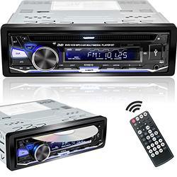 Alondy 1 DIN 12V Car Stereo Headunit CD DVD Player Radio Bluetooth / MP3 / USB/SD/AUX/FM