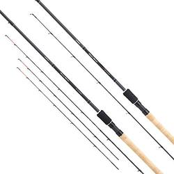 Shimano Beastmaster CX Commercial 9 - 11ft Feeder Rod with Ready Rod Sleeve