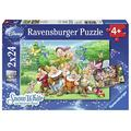 2 Puzzles – Snow White and the Seven Dwarfs