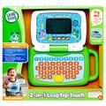 LeapFrog, Messages, Games, Music 2 in 1 Laptop Touch - Green