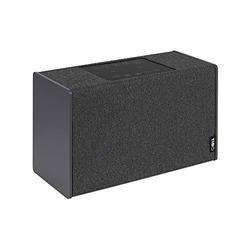 TIBO Kameleon 4  Wi-Fi & Bluetooth Speaker   Multi Room Hi-Fi Speaker with Internet Radio & 3 Interchangeable Side Panels   Grey