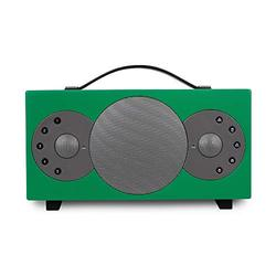 TIBO Sphere 2 | Portable Wi-Fi & Bluetooth Speaker | Multi Room Battery Powered Hi-Fi Speaker with Internet Radio for Home or Outdoor Use | Minimum 8 Hours Playback Time | Green
