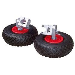 Kerbl 29396 Stabilisers For Wheelbarrow/Truck Set of 2