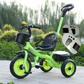 &Baby Pushchair Baby Tricycle, Convertible Pedal Trike Push Bike Easy Steer Tricycle Stroller Toy Car (Color : H)