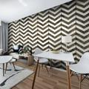 Fotomurale - Chocolate Waves 50x1000cm Carta Da Parato Erroi