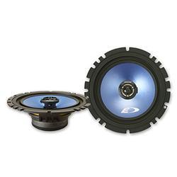 Alpine SXE 17C2 Car Speakers-Black, Blue,