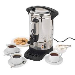 Giles & Posner EK2907 Electric 7 Litre Hot Water Dispenser Urn, 1500 W,Adjustable Thermostat, Ideal for Tea, Coffee, Cider, Mulled Wine, Perfect for Family Parties, Events, Office & Commercial Use